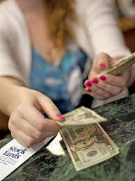 transakcijski račun za plačilo davka od dohodka iz dejavnosti